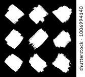 set of hand drawn grunge...   Shutterstock . vector #1006994140