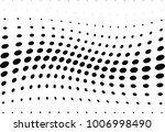 abstract halftone wave dotted... | Shutterstock .eps vector #1006998490