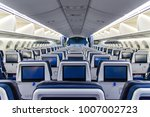 aircraft cabin economy class
