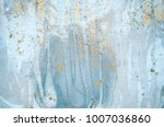 tiffany blue. natural luxury.... | Shutterstock . vector #1007036860