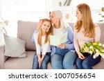 motherhood parenthood...   Shutterstock . vector #1007056654