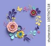 3d rendering  abstract...   Shutterstock . vector #1007067118