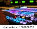 equipment in outside... | Shutterstock . vector #1007080750