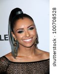 Постер, плакат: Kat Graham at The