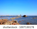 the seaside scenery and the... | Shutterstock . vector #1007130178