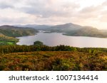 caragh lake in county kerry ... | Shutterstock . vector #1007134414