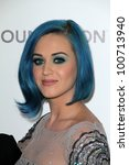 katy perry at the 20th annual... | Shutterstock . vector #100713940