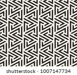 vector seamless pattern. modern ... | Shutterstock .eps vector #1007147734