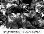 black and white abstract... | Shutterstock . vector #1007163964
