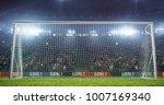 professional soccer stadium | Shutterstock . vector #1007169340