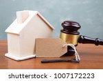 real estate sale auction...   Shutterstock . vector #1007172223