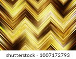 colorful zigzag striped pattern ... | Shutterstock . vector #1007172793