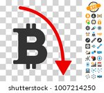 bitcoin reduction trend...