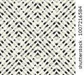 abstract broken geometric motif ... | Shutterstock .eps vector #1007216584