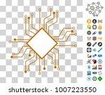 processor circuit pictograph...
