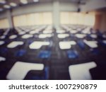 blurred image of empty large... | Shutterstock . vector #1007290879