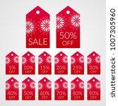 5 10 15 20 25 30 40 50 60 70 80 ... | Shutterstock .eps vector #1007305960