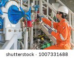 mechanical engineering... | Shutterstock . vector #1007331688