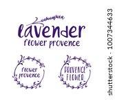 set of template logo design of... | Shutterstock .eps vector #1007344633