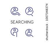 logo for branding identity.... | Shutterstock .eps vector #1007348374