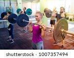 fitness  sport  training ... | Shutterstock . vector #1007357494