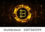 finance and technology concept... | Shutterstock .eps vector #1007365294