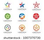star logo template | Shutterstock .eps vector #1007370730