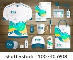 gift items business corporate... | Shutterstock .eps vector #1007405908