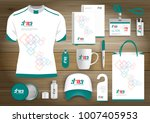 gift items business corporate...   Shutterstock .eps vector #1007405953