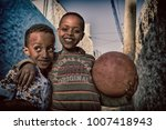 ethiopia tigray circa  january... | Shutterstock . vector #1007418943