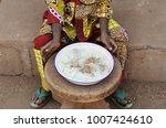 closeup shot of little african... | Shutterstock . vector #1007424610