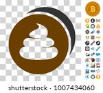 shitcoins pictograph with bonus ...