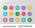 set of 15 editable teach icons. ...