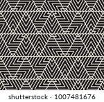 vector seamless pattern. modern ...   Shutterstock .eps vector #1007481676