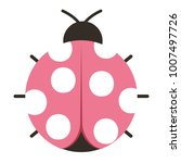 Ladybug Insect Small Icon Animal