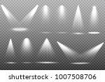 scene illumination collection ... | Shutterstock .eps vector #1007508706