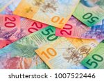 collection of the new swiss... | Shutterstock . vector #1007522446