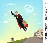 businessman character in...   Shutterstock .eps vector #1007537710