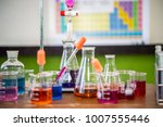 scientists are stopping the... | Shutterstock . vector #1007555446