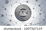 ico   initial coin offering....   Shutterstock .eps vector #1007567119