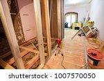 interior of upgrade apartment... | Shutterstock . vector #1007570050