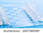 chess. strategy game.... | Shutterstock . vector #1007580589