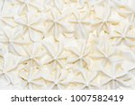 White Vanilla Ice Cream Texture ...