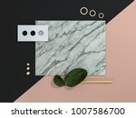 abstract material board...   Shutterstock . vector #1007586700