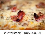 authentic homemade tasty pizza... | Shutterstock . vector #1007600704