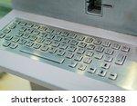 Vandal Proof Metall Keyboard...