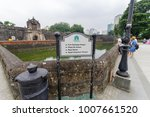 jan 21 2018 at front of fort...   Shutterstock . vector #1007661520