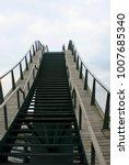 bridge to the sky purmerend... | Shutterstock . vector #1007685340