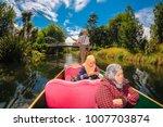 christchurch  new zealand  ...   Shutterstock . vector #1007703874