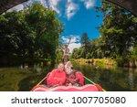 christchurch  new zealand...   Shutterstock . vector #1007705080